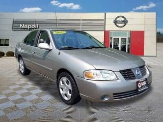 2005 Nissan Sentra 1.8