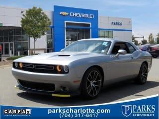 2018 Dodge Challenger R/T Scat Pack