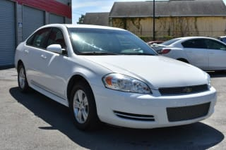 2012 Chevrolet Impala LS Fleet