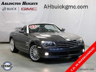 2005 Chrysler Crossfire SRT-6 Base