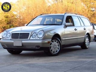 1999 Mercedes-Benz E-Class E 320 4MATIC