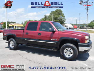 2006 Chevrolet Silverado 2500HD Work Truck