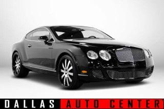 2009 Bentley Continental GT GT