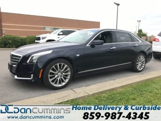 2016 Cadillac CT6 3.0TT Luxury