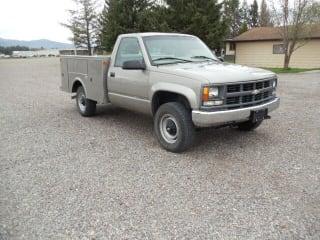 2000 Chevrolet Silverado 2500 Truck
