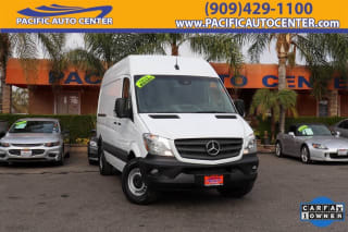 2018 Mercedes-Benz Sprinter Cargo 2500