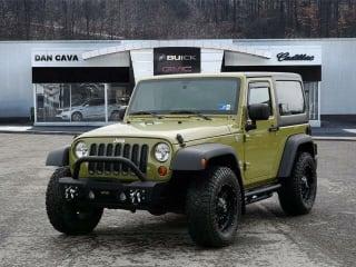 2013 Jeep Wrangler Freedom Edition