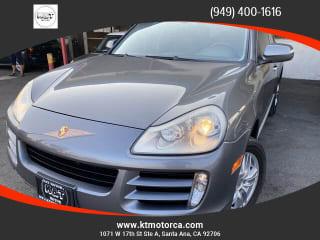 2009 Porsche Cayenne Tiptronic