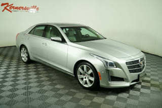 2014 Cadillac CTS 2.0T Performance Collection