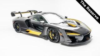 2019 McLaren Senna Base