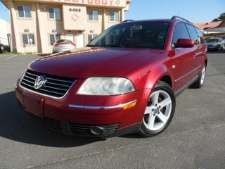 2004 Volkswagen Passat GLX 4Motion