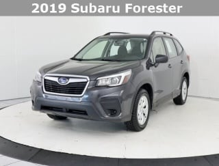 2019 Subaru Forester Base