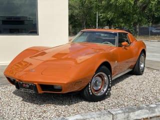 1977 Chevrolet Corvette Stingray Coupe 2D