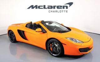 2014 McLaren MP4-12C Spider Base