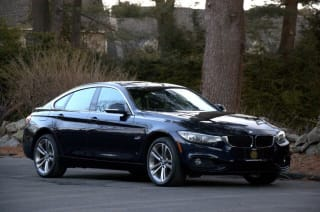2018 BMW 4 Series 430i xDrive Gran Coupe