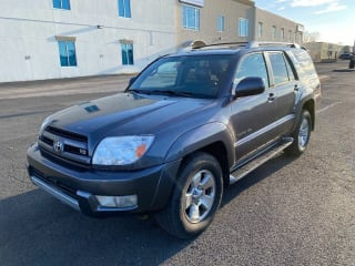 2003 Toyota 4Runner Limited 4WD 4dr SUV w/V8