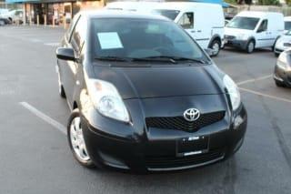 2011 Toyota Yaris Base