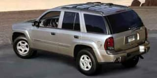 2004 Chevrolet TrailBlazer LS