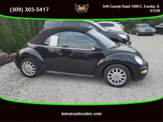 2004 Volkswagen New Beetle GLS
