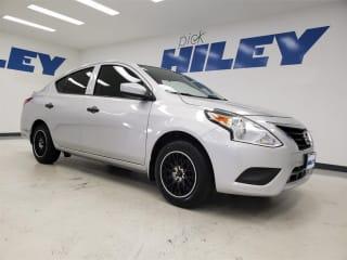 2017 Nissan Versa