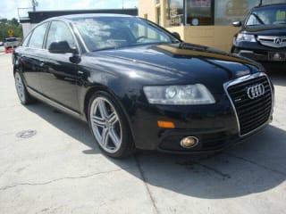 2011 Audi A6 3.0T quattro Premium Plus