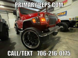 1998 Jeep Wrangler Sport