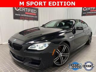 2018 BMW 6 Series 650i Gran Coupe