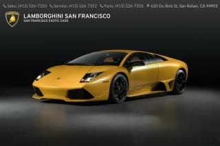 2008 Lamborghini Murcielago LP 640