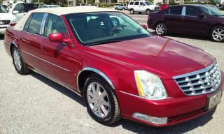 2006 Cadillac DTS Luxury III