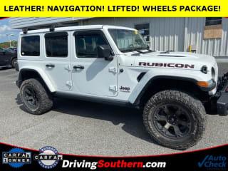2020 Jeep Wrangler Unlimited Rubicon