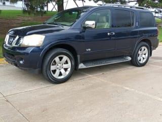2009 Nissan Armada LE FFV