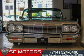 1964 Chevrolet Impala SS CONVERTIBLE APPT ONLY