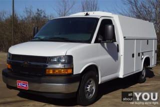 2020 Chevrolet Express Cutaway