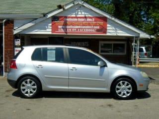 2006 Volkswagen Rabbit PZEV