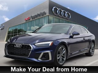 2021 Audi A5 2.0T quattro Premium Plus