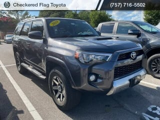2018 Toyota 4Runner TRD Off-Road