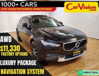 2018 Volvo V90 Cross Country T6
