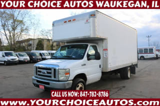 2009 Ford E-150 E 450 SD 2dr Commercial/Cutaway/Chassis 158 176 in. WB