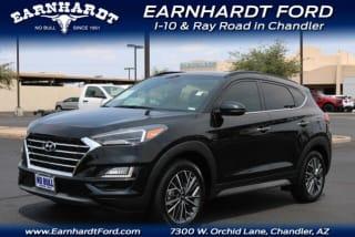 2021 Hyundai Tucson Ultimate