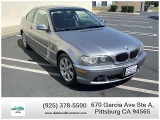 2005 BMW 3 Series 325Ci