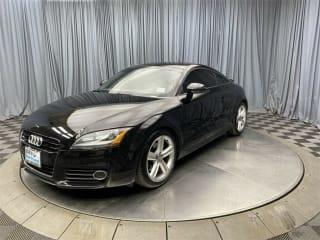 2012 Audi TT 2.0T quattro Prestige