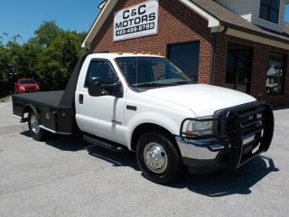 2004 Ford F-350 4X2 2dr Regular Cab 140.8 164.8 in. WB