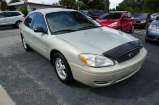 2007 Ford Taurus SE