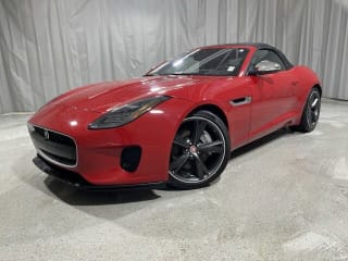 2019 Jaguar F-TYPE P300