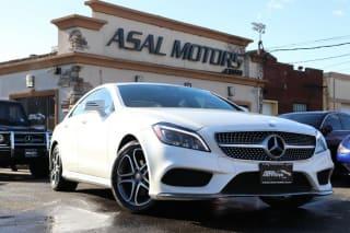 2016 Mercedes-Benz CLS CLS 400 4MATIC