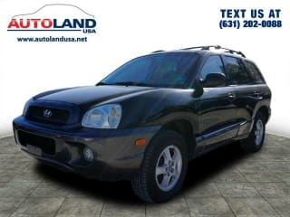 2004 Hyundai Santa Fe GLS
