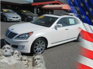 2013 Hyundai Equus Ultimate