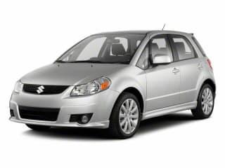 2010 Suzuki SX4 Crossover