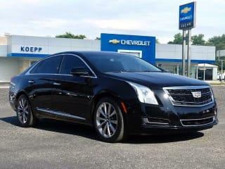 2017 Cadillac XTS Standard