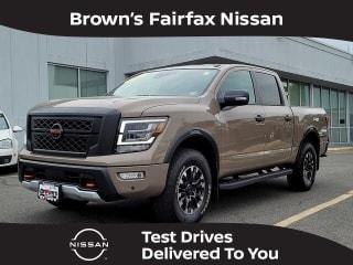 2021 Nissan Titan PRO-4X
